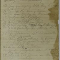 F. 17r. Cuaderno 11