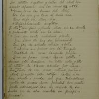 F. 15v. Cuaderno verde