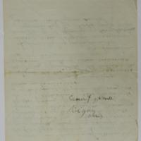 F. 2v. Crítica a la obra Ariel de E. Rodó