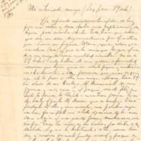 F. 12r. Cartas a Alberto Nin Frías