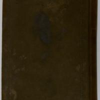 Contratapa. Cuaderno marrón