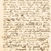 F. 4r. Crítica a la obra Himno a la Vida