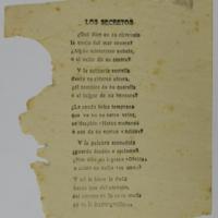 F. 5r. Los secretos