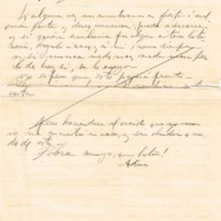 F. 13v. Cartas a Alberto Nin Frías