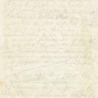 F. 8r. Crítica a la obra Ariel de E. Rodó