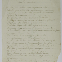 F. 6r. Canto verbal