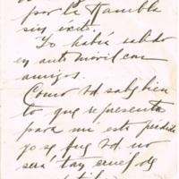F. 1v. Cartas de Carlos Rodríguez Pintos