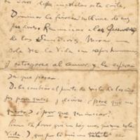 F. 2v. Carta de Armando Vasseur