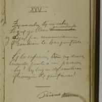 F. 39r. Cuaderno marrón