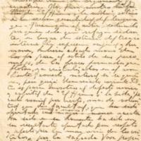 F. 2r. Crítica a la obra Himno a la Vida