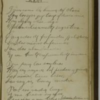 F. 37r. Cuaderno marrón