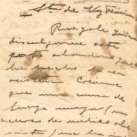 F. 1r. Carta de Elio García Austt
