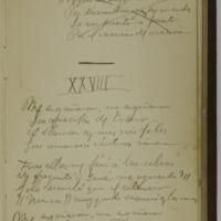 F. 42r. Cuaderno marrón