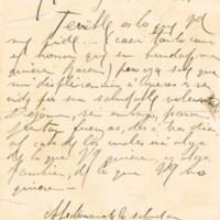 F. 6r. Cartas a Alberto Nin Frías