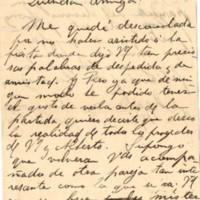 F. 14r. Cartas a Alberto Nin Frías