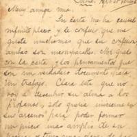 F. 9r. Cartas de Alberto Nin Frías