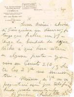 Cartas a Orsini Bertani