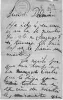 Carta a Delmira Agustini