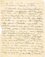 Carta a María Esther (probablemente Ferrer)