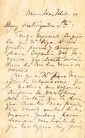 Cartas de Enrique Prins